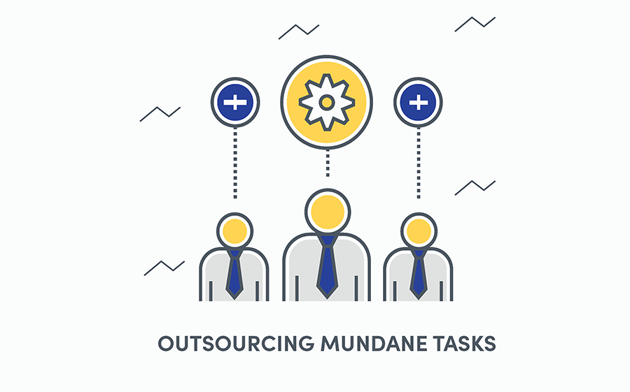 Business tasks you could be outsourcing